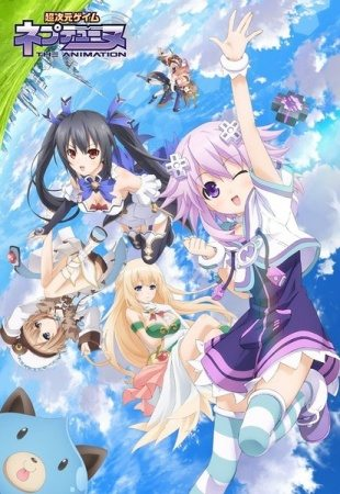 Choujigen Game Neptune The Animation Sub Indo Batch Eps 1-12 Lengkap