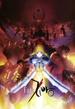 Fate Zero Season 1 Sub Indo Batch Eps 1-13 Lengkap
