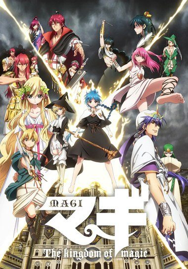 Magi The Kingdom of Magic Sub Indo Batch Eps 1-25 Lengkap