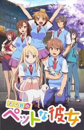Sakurasou no Pet na Kanojo Sub Indo Batch Eps 1-24 Lengkap