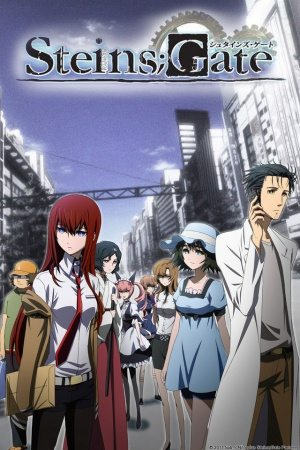 Steins Gate Sub Indo Episode 1-24 Lengkap