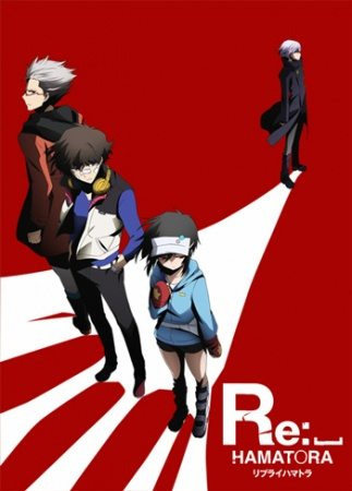 Re Hamatora Sub Indo Batch Eps 1-12 Lengkap