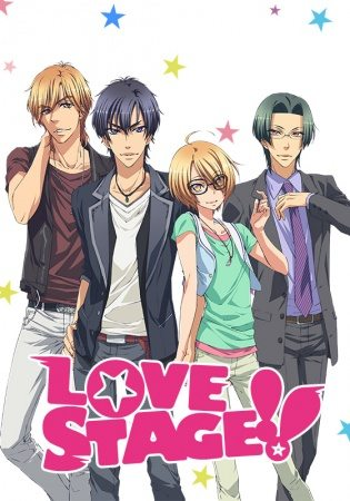 Love Stage Sub Indo Batch Eps 1-10 Lengkap