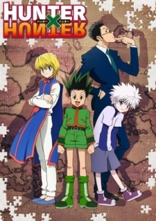 Hunter x Hunter 2011 BD Sub Indo Batch Eps 1-148 Lengkap