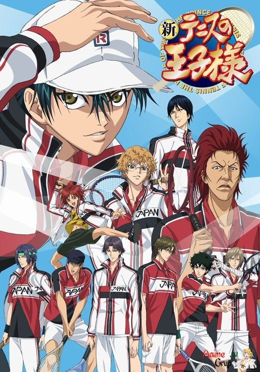 New Prince of Tennis Sub Indo Batch Eps 1-13 Lengkap