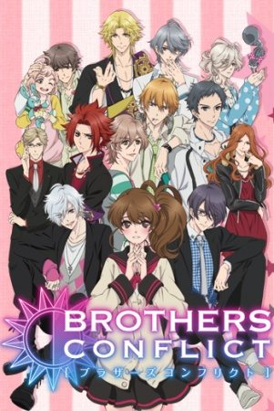 Brothers Conflict Sub Indo Batch Eps 1-12 Lengkap