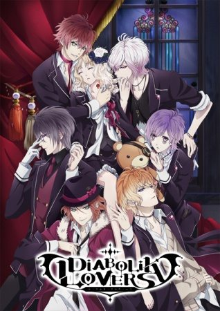 Diabolik Lovers Sub Indo Batch Eps 1-12 Lengkap