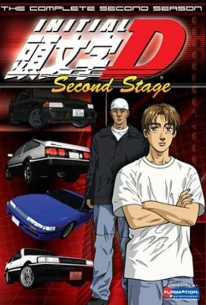 Initial D Second Stage Sub Indo Batch Eps 1-13 Lengkap