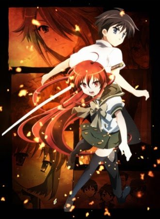 Shakugan no Shana Season 2 BD Sub Indo Batch Eps 1-24 Lengkap