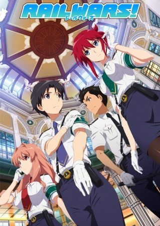 Rail Wars Sub Indo Batch Eps 1-12 Lengkap