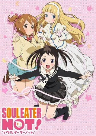 Soul Eater NOT Sub Indo Batch Eps 1-12 Lengkap