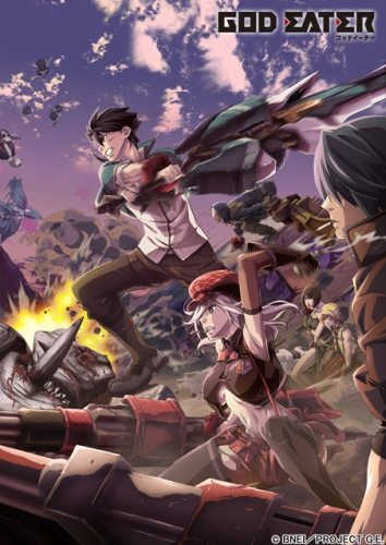 God Eater Sub Indo Batch Eps 1-13 Lengkap