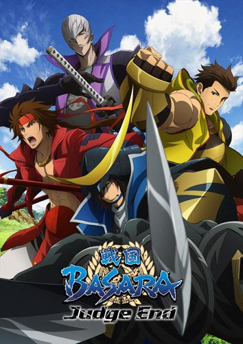 Sengoku Basara Judge End Sub Indo Batch Eps 1-12 Lengkap