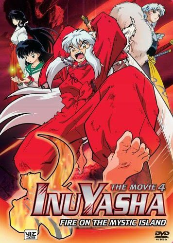 InuYasha Movie 4 Sub Indo Lengkap