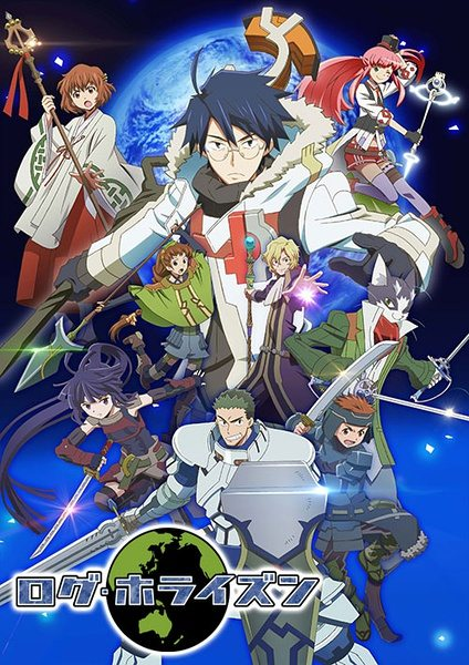 Log Horizon Season 2 Sub Indo Batch Eps 1-25 Lengkap