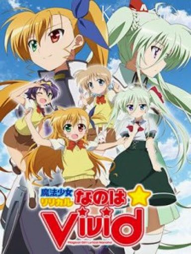 Mahou Shoujo Lyrical Nanoha ViVid Sub Indo Batch Eps 1-12 Lengkap