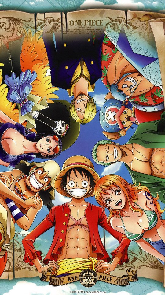 One Piece Sub Indo Batch Eps 1-800 Lengkap