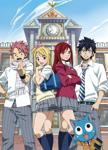 Fairy Tail OVA Sub Indo Batch Eps 1-5 Lengkap