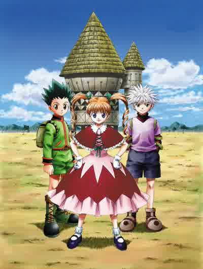 Hunter x Hunter Greed Island Sub Indo Batch Eps 1-8 Lengkap