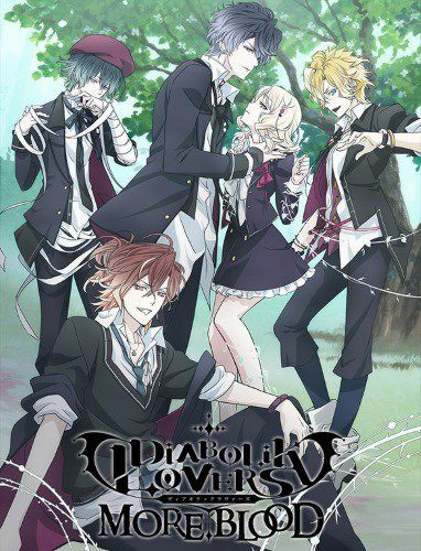 Diabolik Lovers More Blood Sub Indo Batch Eps 1-12 Lengkap
