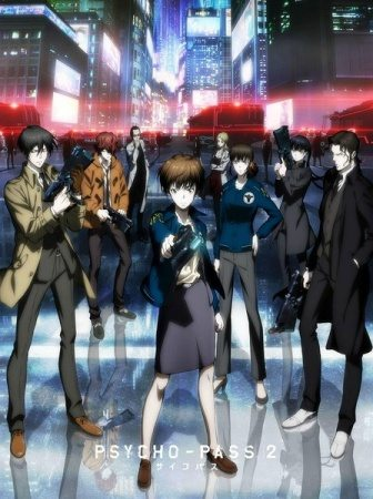 Psycho Pass 2 Sub Indo Batch Eps 1-11 Lengkap