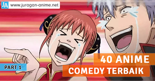 40 Anime Comedy Terbaik Link Download PART 1