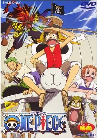 One Piece Movie 01-12 Sub Indonesia