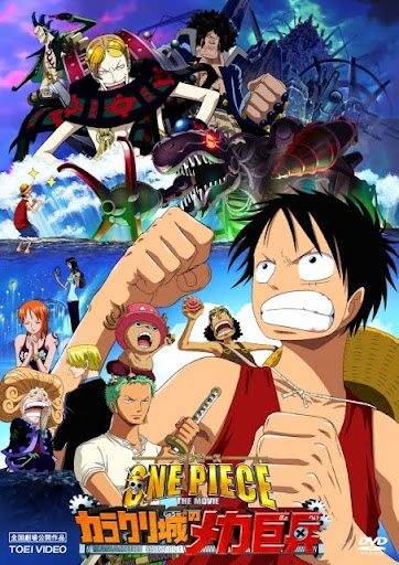 One Piece Movie 7 Sub Indo Lengkap