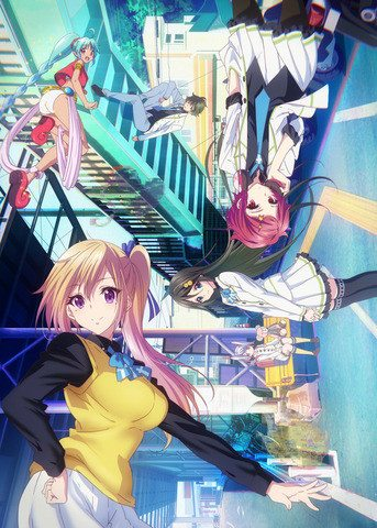 Musaigen no Phantom World Sub Indo Batch Eps 1-13 Lengkap