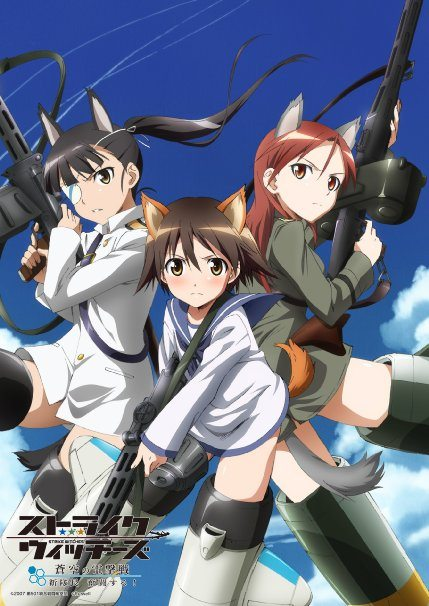 Strike Witches Season 1 BD Sub Indo Episode 1-12 Lengkap
