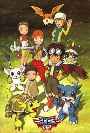 Digimon Adventure 02 Sub Indo Episode 1-50 Lengkap