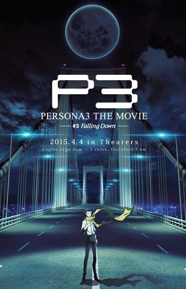 Persona 3 the Movie 3 Sub Indo Lengkap
