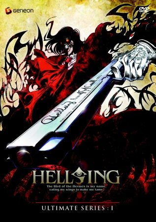 Hellsing Ultimate Sub Indo Batch Eps 1-10 Lengkap
