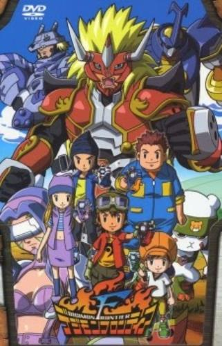 Digimon Frontier Sub Indo Batch Eps 1-50 Lengkap