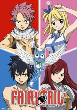 Fairy Tail Sub Indo Batch Eps 1-175 Lengkap