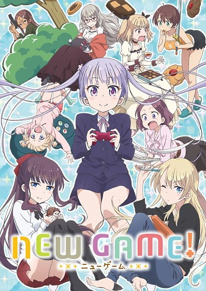 New Game Sub Indo Batch Eps 1-12 Lengkap