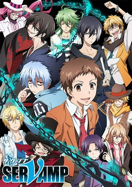 Servamp Sub Indo Batch Eps 1-12 Lengkap