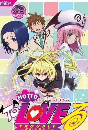 Motto To LOVE-Ru BD Sub Indo Batch Eps 1-12 Lengkap