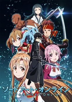Sword Art Online Season 1 BD Sub Indo Batch Eps 1-25 Lengkap