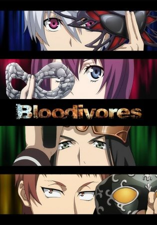Bloodivores Sub Indo Batch Eps 1-12 Lengkap