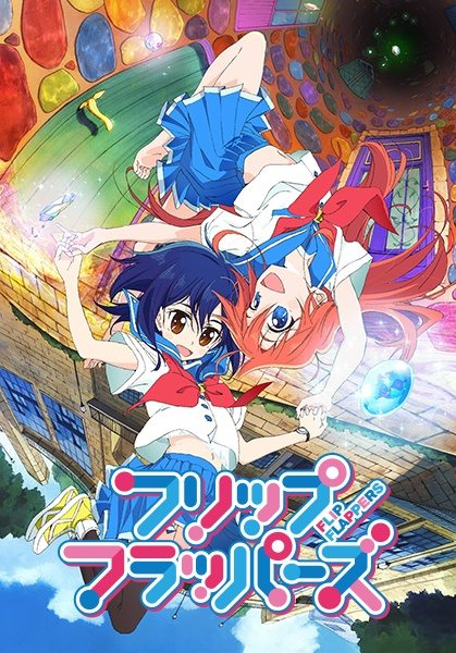 Flip Flappers Batch Sub Indonesia
