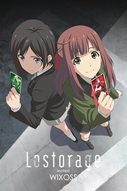Lostorage Incited WIXOSS Sub Indo Batch Eps 1-12 Lengkap