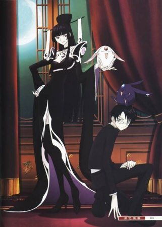 xxxHOLiC Movie Manatsu no Yoru no Yume Sub Indo Batch Lengkap