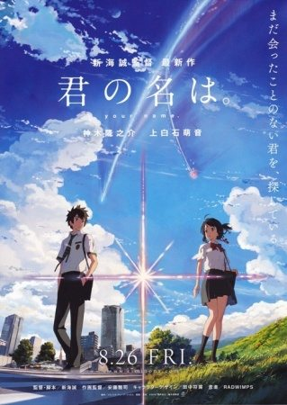 Kimi no Na wa Sub Indo Web-DL Batch Lengkap