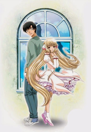 Chobits Sub Indo Batch Eps 1-24 Lengkap