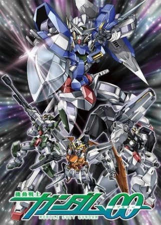 Mobile Suit Gundam 00 Season 1 Sub Indo Batch Eps 1-25 Lengkap