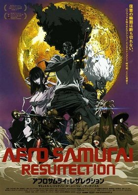 Afro Samurai Resurrection BD Sub Indo Batch Lengkap