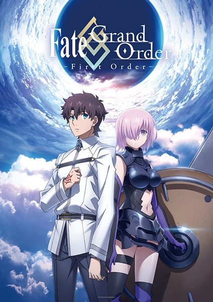 Fate Grand Order First Order BD Sub Indo Lengkap