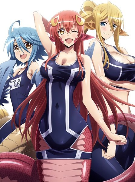 Monster Musume no Iru Nichijou OVA Sub Indo Batch Eps 1-2 Lengkap
