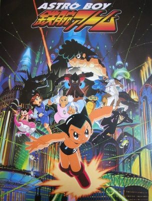 Astro Boy 2003 Sub Indo Batch Eps 1-50 Lengkap